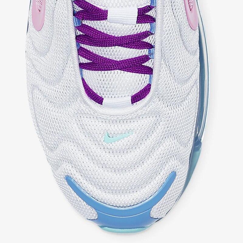 US $75.0 25% OFF|Original Nike Air Max 720 Frauen Laufschuhe Schuh Atmungs Athletisch Sport Turnschuhe Komfortable Mode 2019 Neue Ankunft AR9293