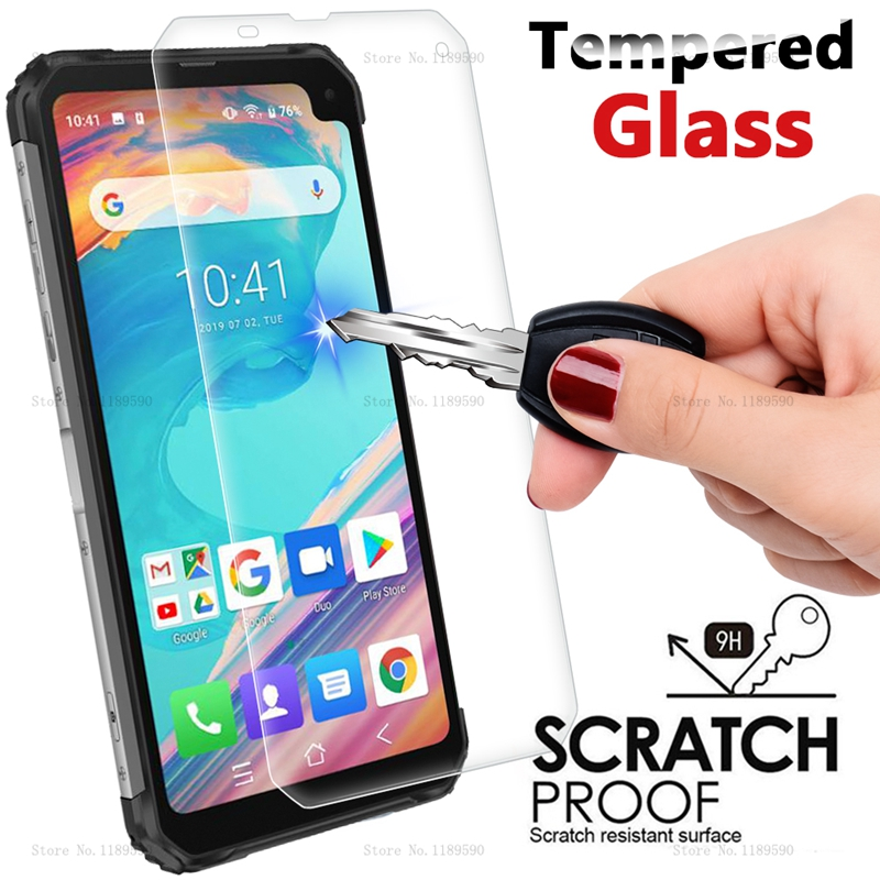 Protective Glass For Blackview A20 Pro A60 BV9700 BV9600 BV9500 Pro BV6100 BV5500 P10000 Pro 9H Tempered Glass Screen Protector