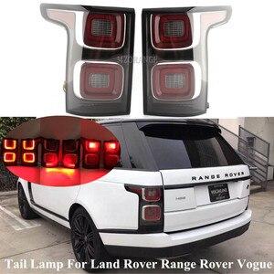 Image 1 - ไฟท้ายLEDไฟท้ายสำหรับLand Rover Range Rover Vogue 14 17ปีชุดเปลี่ยน2018ปีไฟเตือนไฟท้ายหลอดไฟ