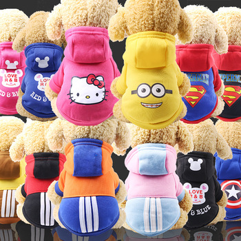XS-XXL Dog Clothes Small Pet Dog Jacket Coat Puppy Chihuahua Clothing Hoodies For Small Medium Dogs Clothes Puppy Outfit hot pets dog hoodies puppy coats jackets for chihuahua maltese cat costume dogs clothes ropa para perros xs xxl clothing