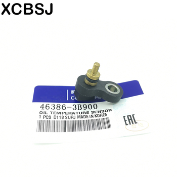 Auto przekładnia temperatura oleju czujnik dla hyundai Elantra MD 12 -15 Sonata 11 Tucson ix35 11 Santa Fe 13 OEM 463863B900 tanie i dobre opinie XCBSJ