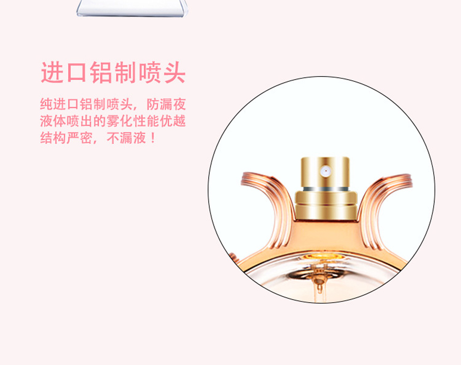 JEAN MISS 90ML Spray Brand Women PerfumeBottle Sexy Lady Parfum Flower Fruit Perfumes Atomizer Long Lasting Fragrance Lasting