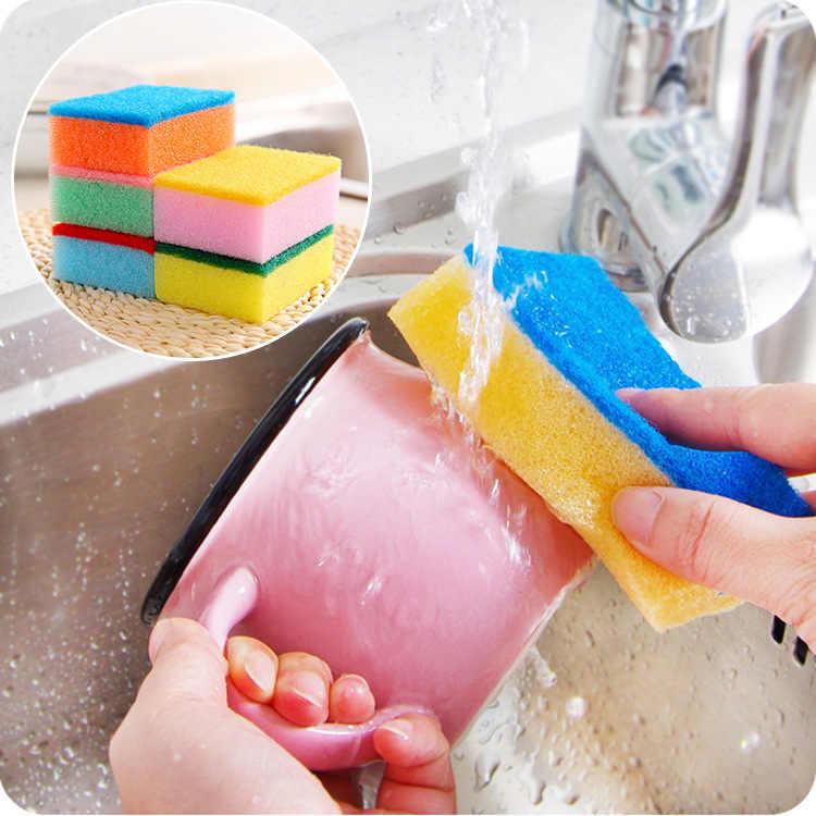 1 sztuk umyć samochód gąbka z melaminy magiczna gąbka do wycierania środek do czyszczenia melaminy do kuchni biuro czyszczenie łazienki Nano oczyszczanie