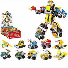 Ant Building Blocks For Kids Brickheadz Educational Classic Toys Children Military Battle Petit