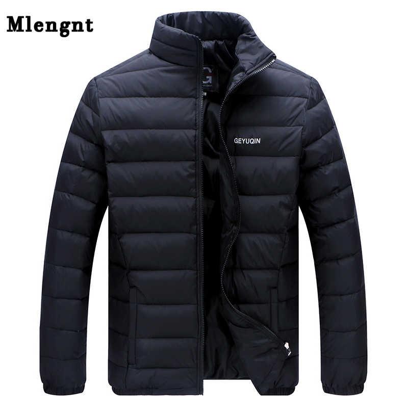ビッグサイズ 2019 白アヒルダウンメンズ冬ジャケット超軽量ダウンジャケットカジュアルなアウターウェア雪暖かい毛皮の襟ブランドコートパーカー