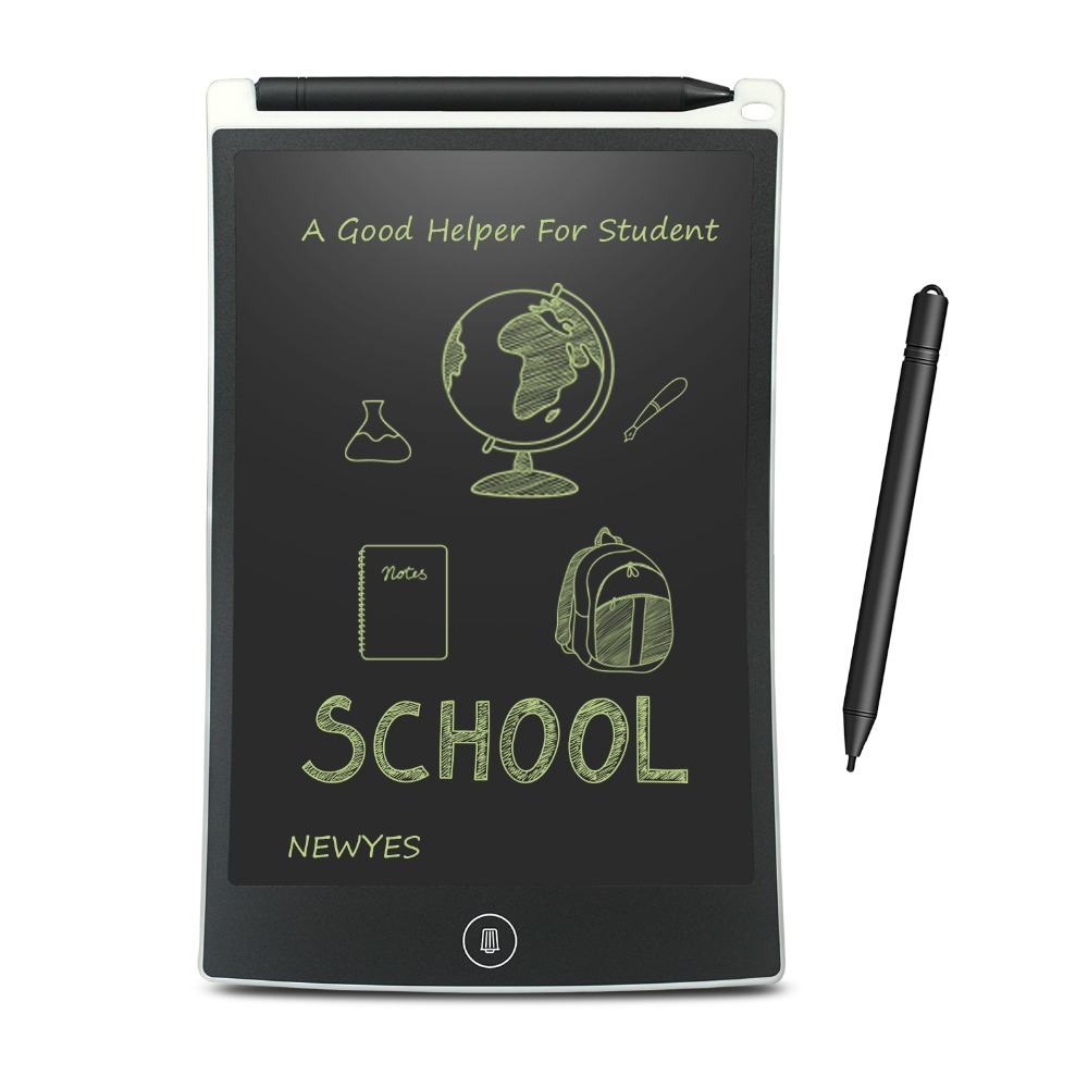 The LCD Writing tablet is perfect for a student