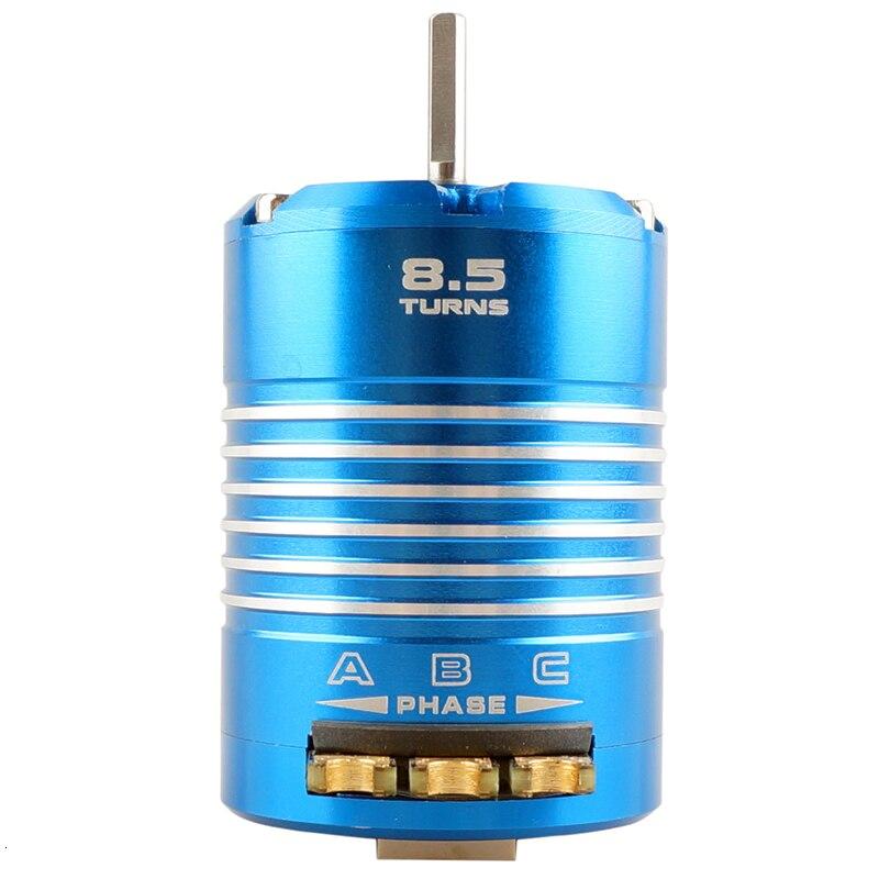 New Superior Quality 540 5.5T 8.5T 13.5T 17.5T Sensored Brushless Motor For 1/10 RC Car Truck SAKURA D4/CS