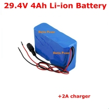 24v литиевый Электрический аккумурятор 18650 6AH мотор electrico 24v 6ah литиевая батарея для небольшой мотор светодиодный светильник электрический мопед скутер