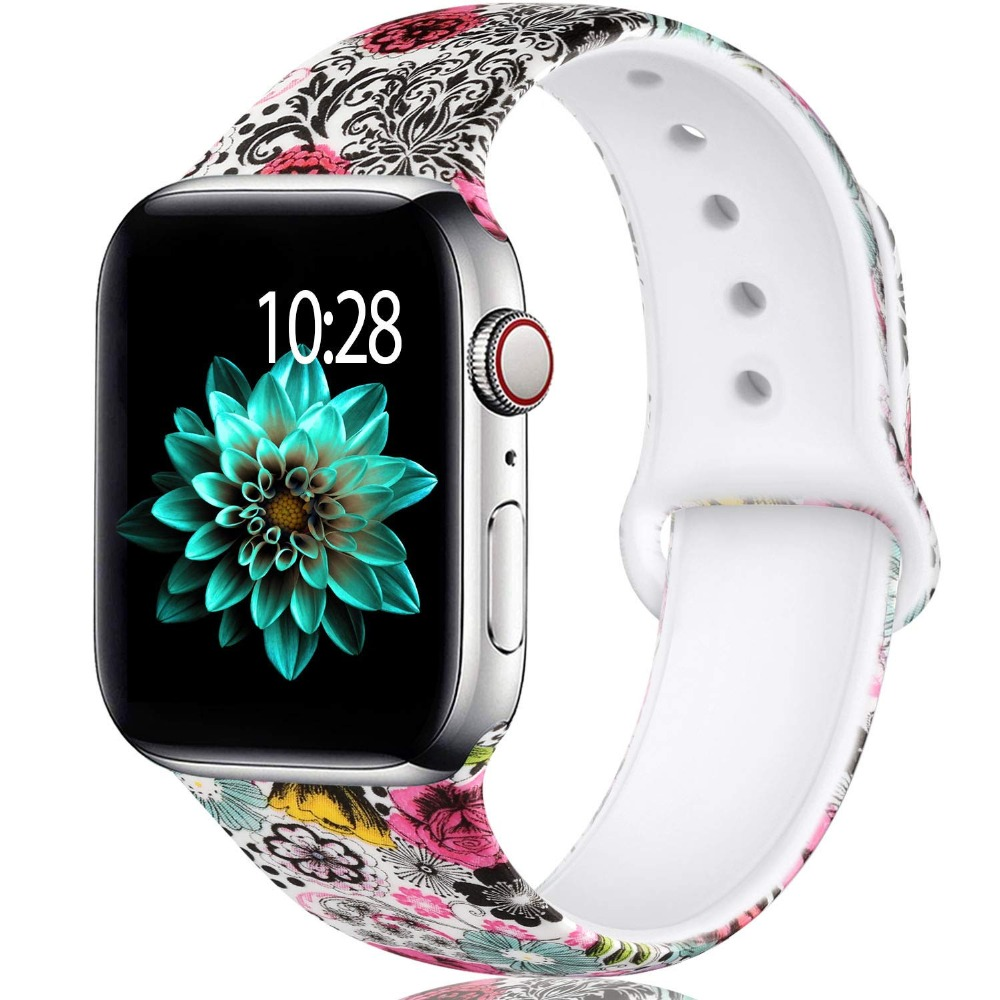 Floral Band for Apple Watch 320