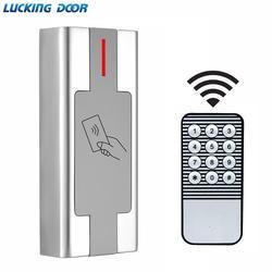 125khz RFID Metal czytnik kontroli dostępu 2000 użytkownika takich atrakcji  jak czytnik kart RFID kontroli dostępu System wodoodporna IP67