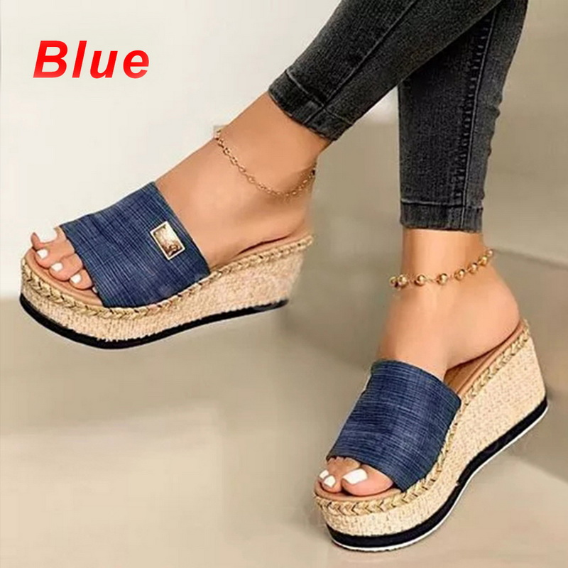 2020 Summer Fashion Sandals Shoes Women Bow Summer Sandals Slipper Indoor Outdoor Flip flops Beach Shoes Female Slippers