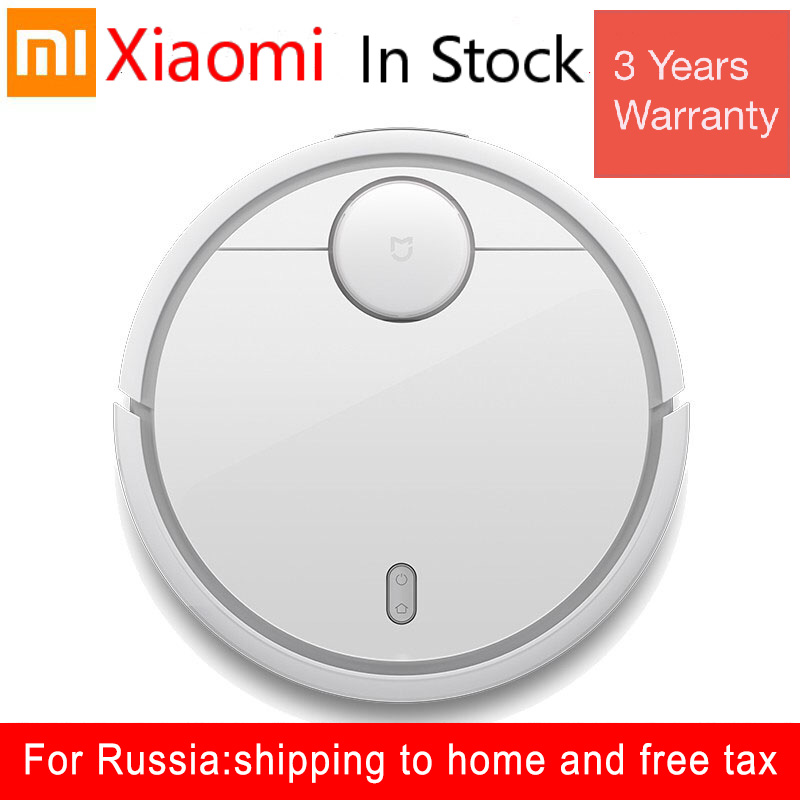 Xiaomi Mi Robot Vacuum Cleaner for Home with Automatic Sweeping and App Control 2