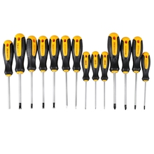 14Pcs Screwdriver Set Triple-cornered H Y Type Hand Tools Screw Driver Kit for Home Repair Tool