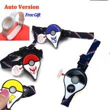 Автоматический захват для Pokemon Go Plus, Bluetooth браслет, браслет, часы, аксессуары для игр, для shand, для Pokemon GO Plus, умный Браслет