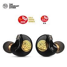 TFZ NO.3 – écouteurs filaires intra-auriculaires, oreillettes de Sport, pilote dynamique, HIFI, basses, câble détachable, unité de troisième génération
