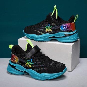 Nowości chłopięce trampki dziecięce tenisowe modne buty w stylu casual dziecięce trampki chłopięce buty do biegania buty markowe kdis 12 13 14 lat tanie i dobre opinie pzhk 3-6y 7-12y 12 + y CN (pochodzenie) CZTERY PORY ROKU Mężczyzna RUBBER Dobrze pasuje do rozmiaru wybierz swój normalny rozmiar