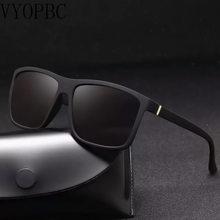 Óculos de sol da moda dos homens quadrados sol ray-bans designer cor de alta qualidade óculos de sol feminino motorista condução vintage uv400