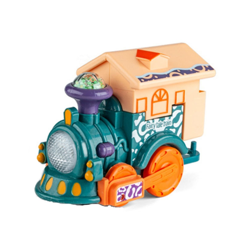 Colorful Lighting Minis Engines Voice Control with Dynamic Music for Kids and Children Early Education