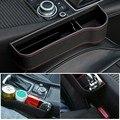 Коробка для хранения  органайзер для автомобиля  чехол для сиденья из искусственной кожи  карман для автомобильного сиденья  Боковой разрез...