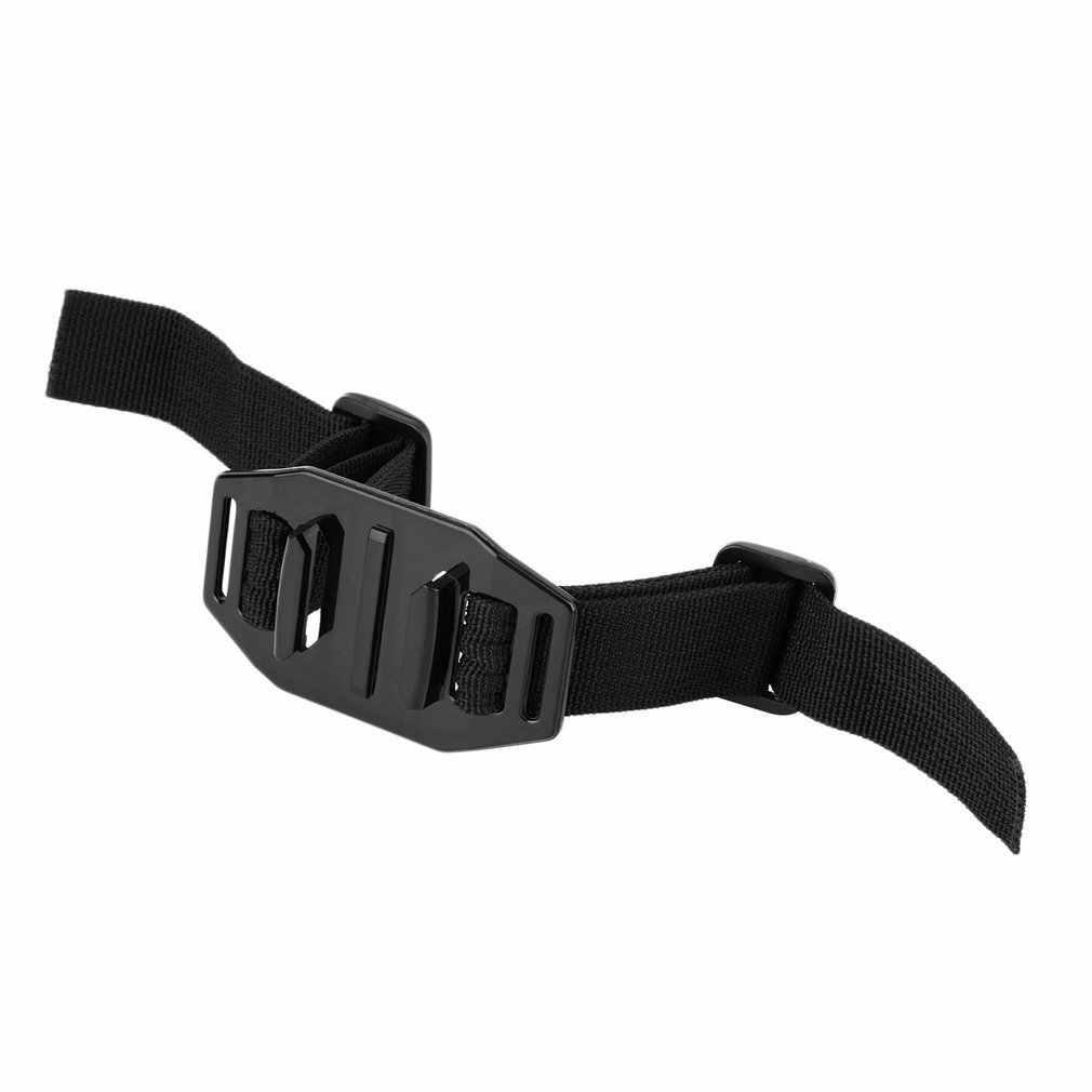 Cámara resistente correa de casco ajustable para la cabeza banda para la cabeza montaje para Gopro HD Hero 4 3 2 accesorios de cámara al por mayor
