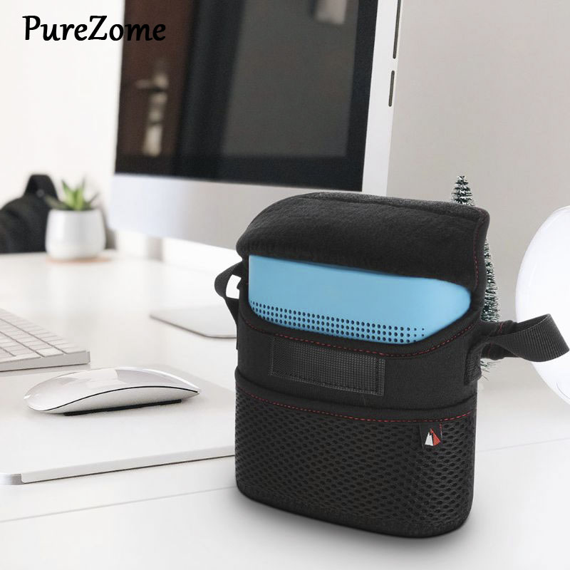 Dustproof Travel Storage Bag Portable Protective Box Cover Carrying Case For Bose SoundLink Color 2 Bluetooth Speaker Accessorie