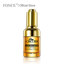 Fonce Anti Wrinkle Remover Facial Serum Plant Anti Aging Lifting firming face 25 55 age Argireline