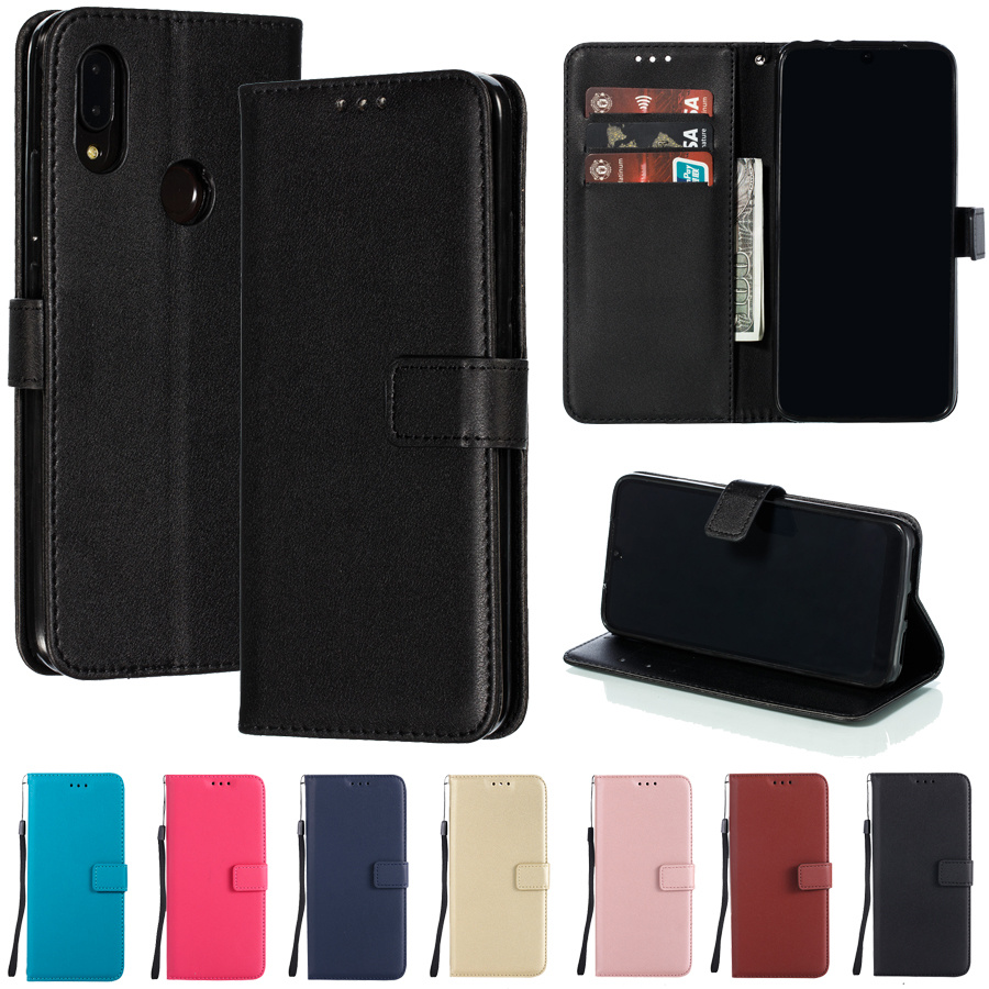 Flip Wallet Case For Xiaomi Redmi Note 4 5 6 7 8 9 9S 10 Pro 8T 6A 7A 8A 8/9 Lite 9SE K20 CC9E 10 Pro Leather Case Protect Cover