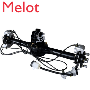 цена на Electric four-wheeler rear axle, electric tricycle modified disc brake rear axle