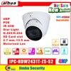 Dadua Ip Camera 4MP Poe IPC-HDW2431T-ZS-S2 2.7 Mm-13.5 Mm Varifocale Lens IR40M H.265 IR60m Micro Sd Slot Kan worden Opgewaardeerd