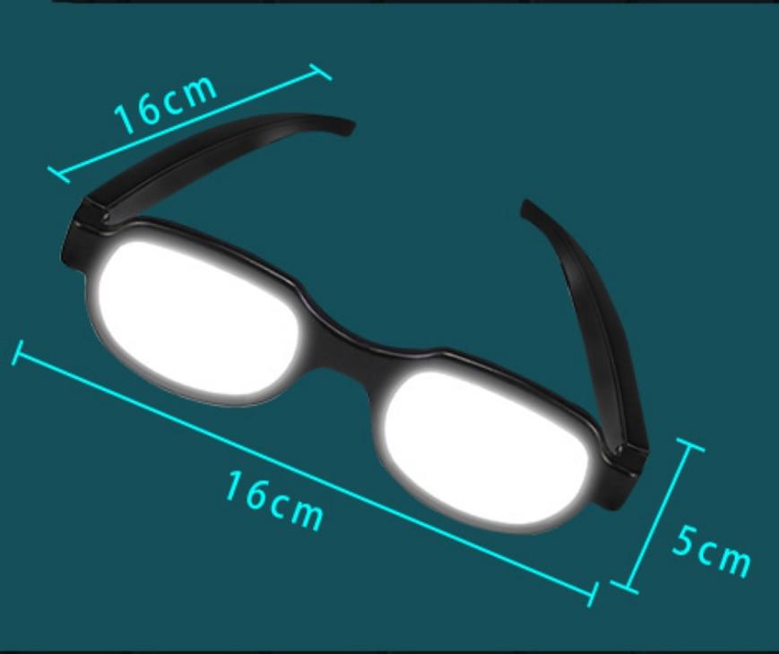 Japan Anime LED Light Glasses Eyewear Cosplay Costumes ...