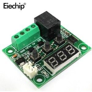 Image 2 - W1209 Digitale Led Dc 12V + Ntc Sensor Warmte Cool Temp Thermostaat Temperatuur Schakelaar Module Op/Off Controller elektronische Board Diy