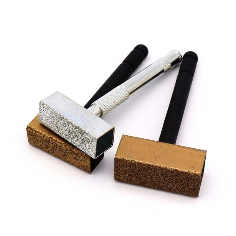 Grinding Wheel Hammer Diamond Grinding Disc Wheel Stone Dresser Correct Tool Dressing Bench Grinder Tools