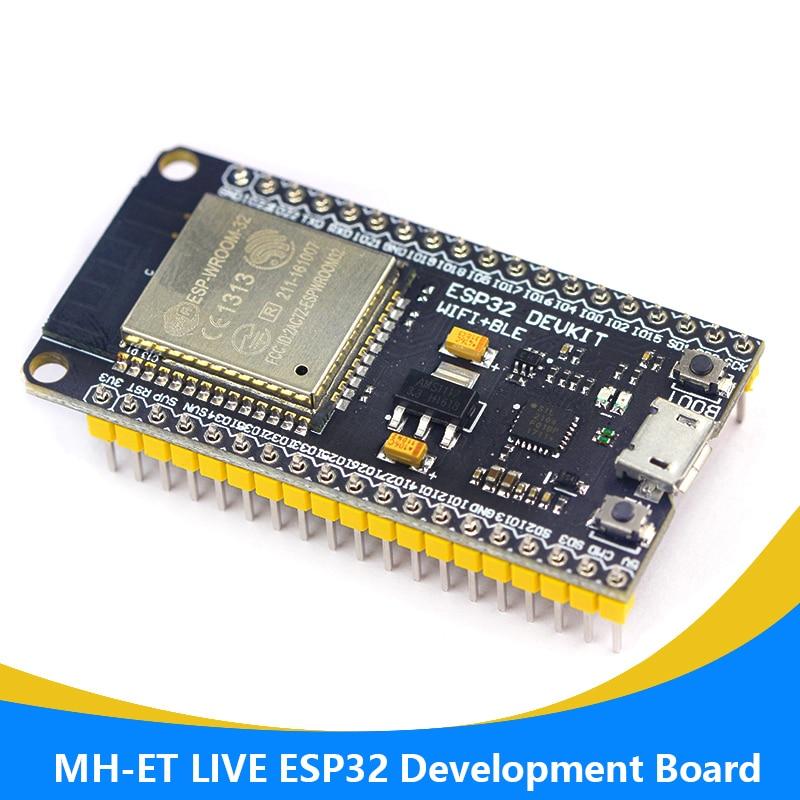 ESP32 Rev1 ESP-32 DevKit Dev Board Wifi Bluetooth BLE Module Arduino IDE