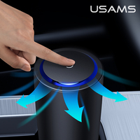 USAMS Car Air Freshener Smell Fragrance Air Condition Diffuser Styling Perfume Parfum Flavoring for Auto Interior Accessories