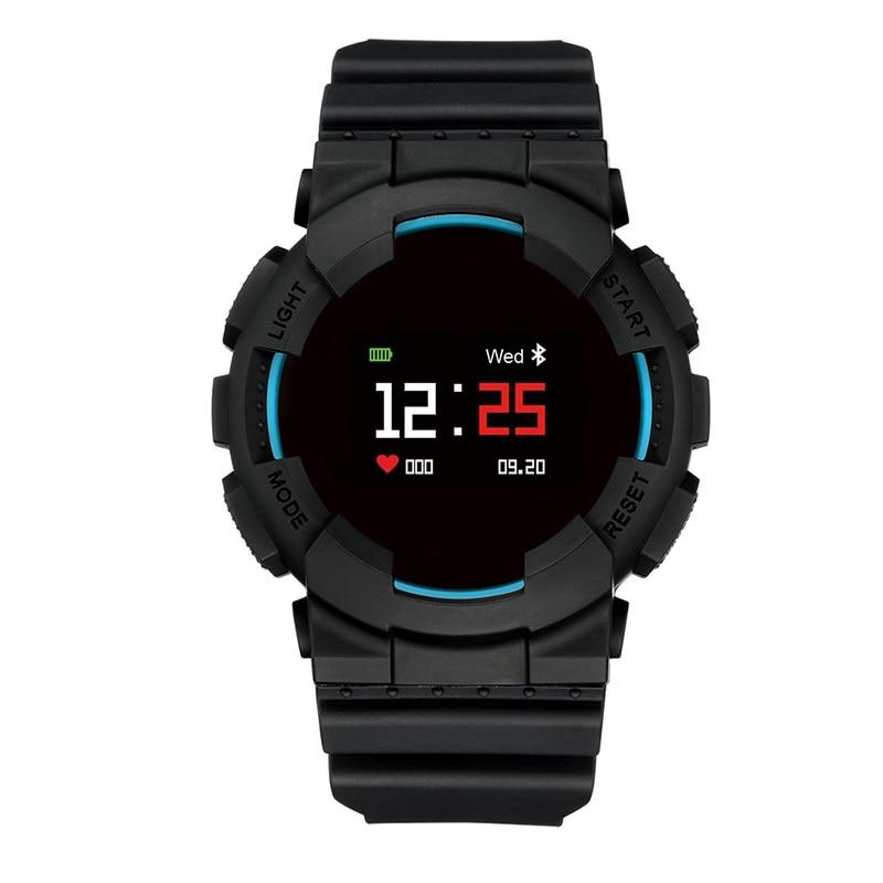 NEW MX Smart Watch Fitness Tracker Blood Pressure/Heart Rate Monitor Watches Bluetooth Outdoor Waterproof Women Man