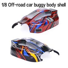 8459 1/8 Off-road car Buggy Body shell cover PVC for ZD Racing 1:8 RC Car HOBAO HYPER VS