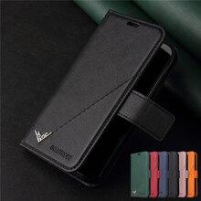 Flip טלפון כיסוי לסמסונג גלקסי A21s A51 A11 A01 Core A21 A31 A41 A71 5G UW A81 מקרה שרשרת מגנטי עור ארנק שקיות