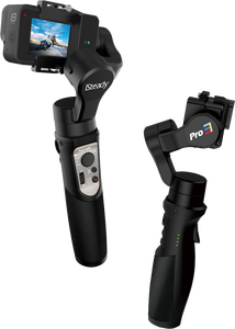 Image 2 - Hohem iSteady Pro 3 3 Axis Splash Proof Handheld Gimble for Gopro Hero 8 7/6/5/4/3 DJI Osmo Action SJCAM YI Cam Action Camera