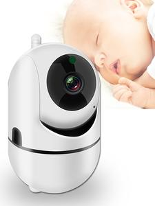 Baby Monitor Camera Nanny Cam Video Wifi Audio-Night-Vision Home-Security 1080P
