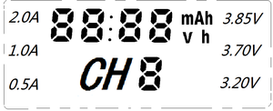 Image 4 - Liitokala Lii S4 LCD 3.7V 18650 18350 18500 16340 21700 20700B 20700 14500 26650 1.2V AA AAA NiMH lithium battery Charger