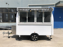 Mobile Food Trailer Truck Concession