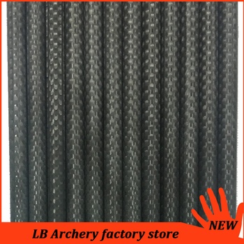 6/12pcs Archery Pure Carbon Arrows Spine400 1k Weave ID6.2MM 32inch Point 75gr Camouflage Arrows for Compounds Bow Hunting 3