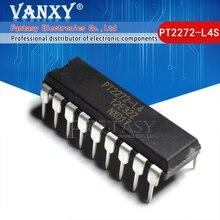 10 قطعة PT2272 L4 DIP18 PT2272 DIP جديدة ومبتكرة IC