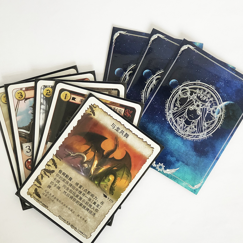 Image 5 - 100Pieces/Lot 66x91mm Goddess Oracle Phoebe Eris card sleeves board game cards protector  Shields for MGT  PKM Magical gatheringgames games and more gamesgame car gamegame game -