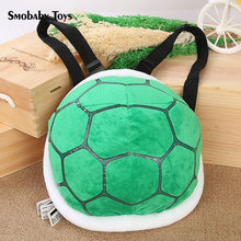 Cute turtle plush backpack Kawaii coono turtle plush stuffed toy doll shoulder bag children small backpack school bag kids gift cute rabbit plush backpack cartoon stuffed plush doll children school bag gifts for kids