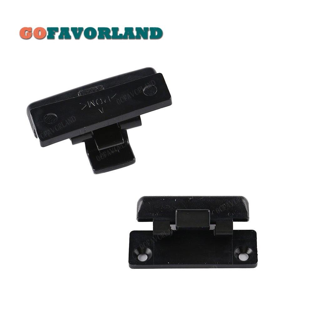 Крышка замка подлокотника MR532555 MR532556 для Mitsubishi Pajero V73 V75 V77 V93 V97