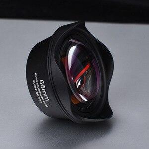 Image 3 - Orsda evrensel 4K HD 2.5X telefoto Lens kiti 65mm hiçbir bozulma telefon kamera Lentes iPhone Android akıllı telefonlar için