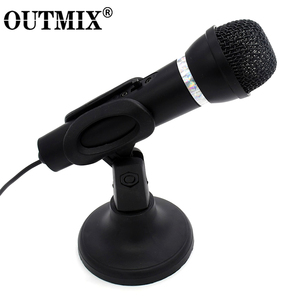 New Condenser Microphone 3.5mm