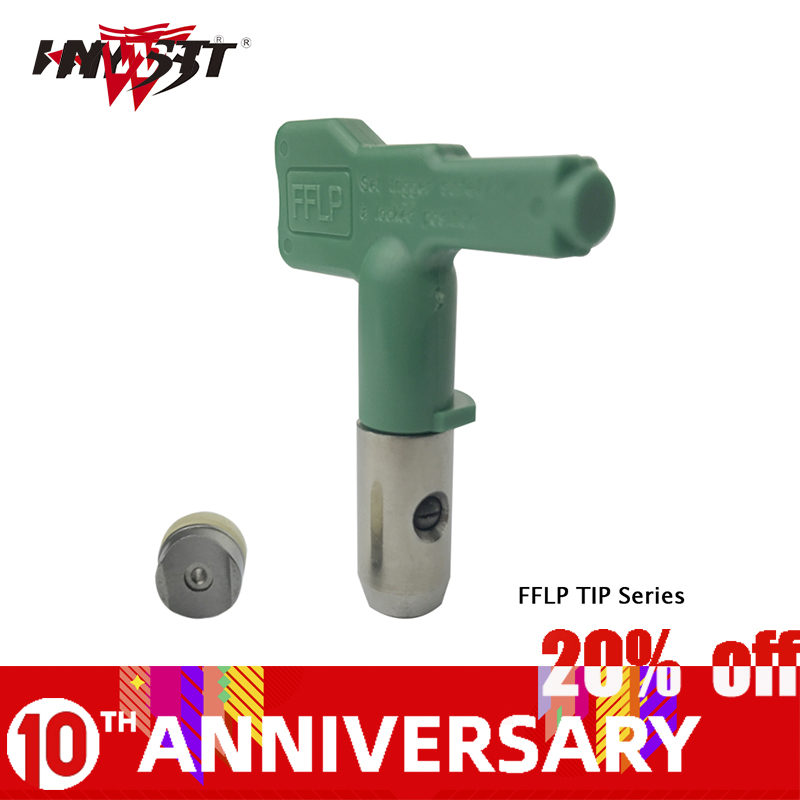 New Airless Paint Sprayer FFLP Tip Nozzle Low Pressure Tip ( FFLP 314)  Paint Sprayer Tools