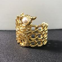 Heißer Vintage Gold Farbe Ägyptischen Pharaos Design Schmuck Käfer Armband Big Armband Manschette Armband Heißer Marke Schmuck Kupfer Schmuck
